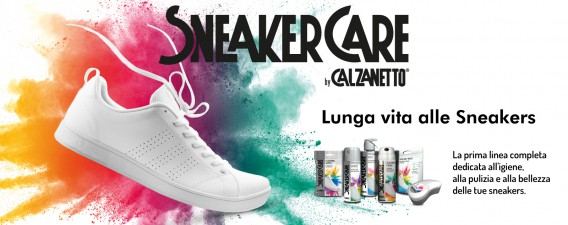 Sneaker Care By Calzanetto