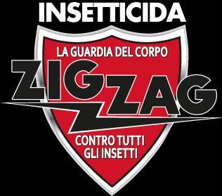 Zig zag la guardia del corpo contro tutti gli insetti