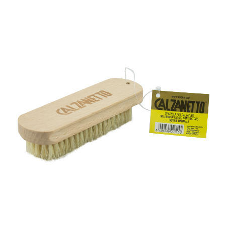 Calzanetto Brushes for Leather Shoes
