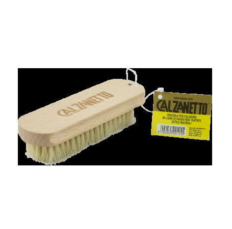 Calzanetto Spazzola per Calzature in pelle