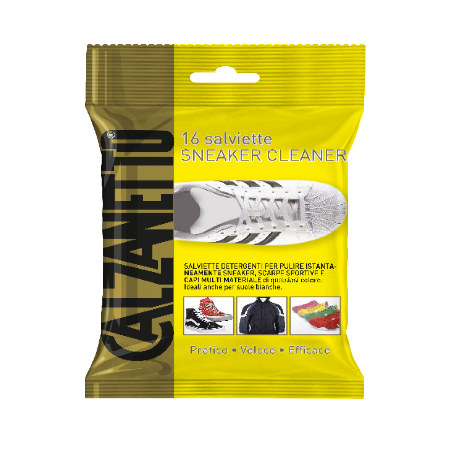 Calzanetto Sneaker Cleaner Wipes