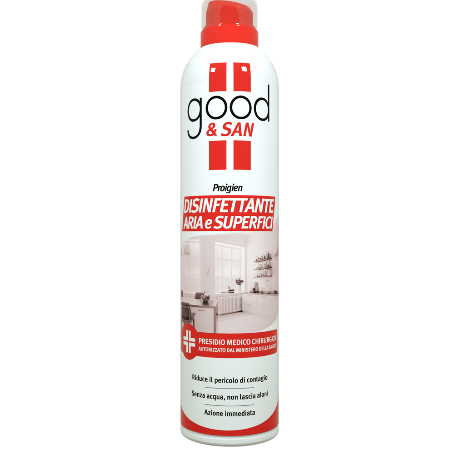 GOOD & SAN AIR AND SURFACE DISINFECTANT