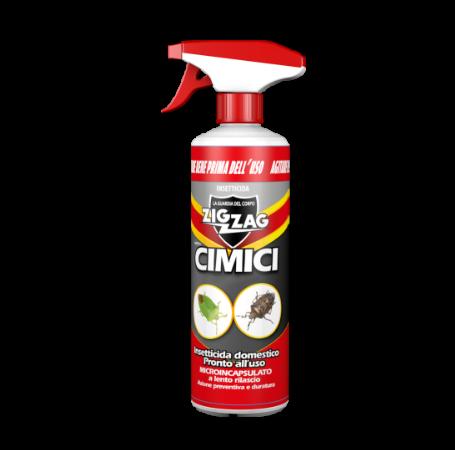 Zig Zag Insetticida Cimici Microincapsulato ml.500