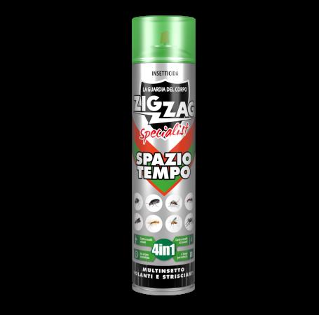 Specialist Insecticide Multi Insects Spazio Tempo 4 in 1