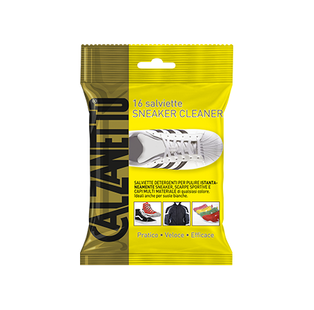 Calzanetto Salviette Sneaker Cleaner