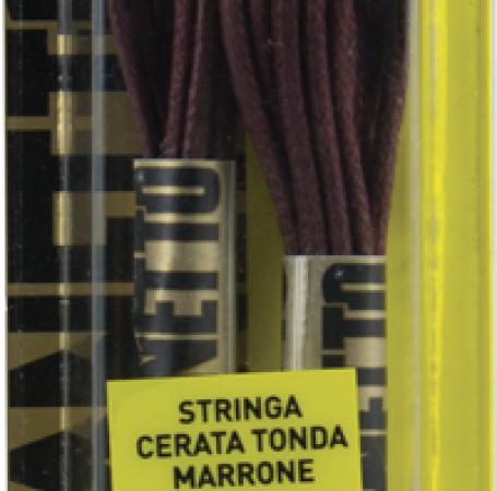 Calzanetto Stringa Tonda Cerata cm.70 Marrone