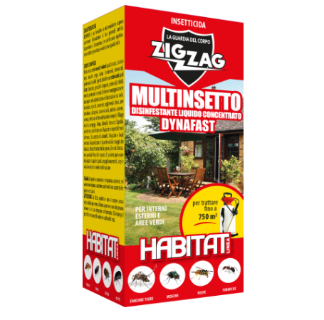 Zig Zag Habitat concentrated pest control