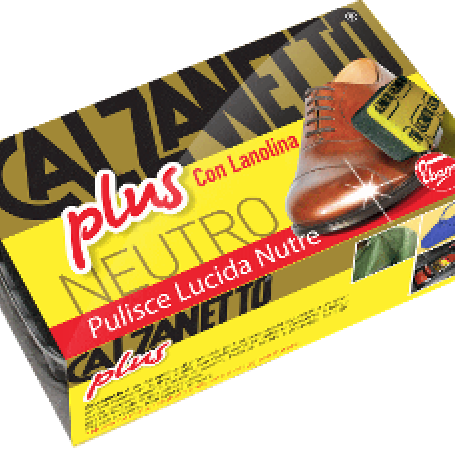 New Calzanetto Plus with Neutral Lanolin