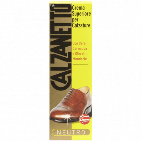 Calzanetto Cream Neutral Tube