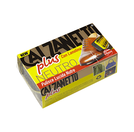 New Calzanetto Plus con Lanolina Neutro