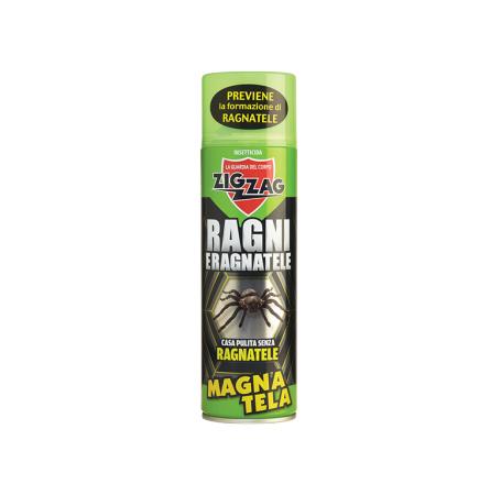 Zig Zag MagnaTela - Spiders and Web