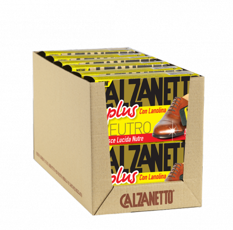 New Calzanetto Plus Neutro Slitta Avana