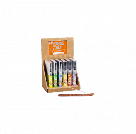 Assorted Good Air Incenses Display Unit