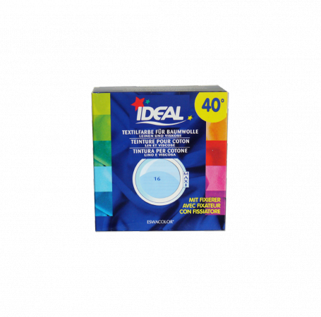 Ideal Colorante Liquido Maxi - Azzurro