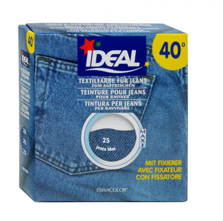 Ideal Colorante Liquido Maxi - Blue Jeans