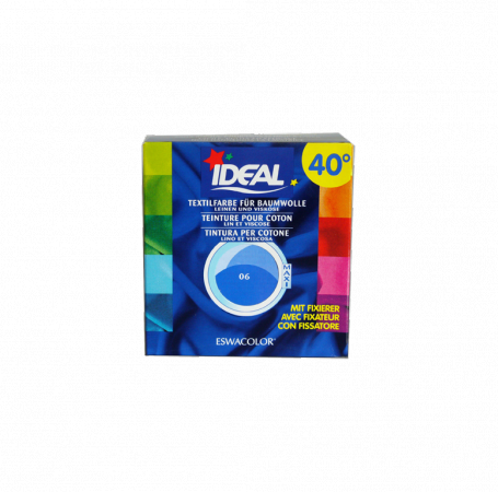 Ideal Colorante Liquido Maxi - Electric Blue