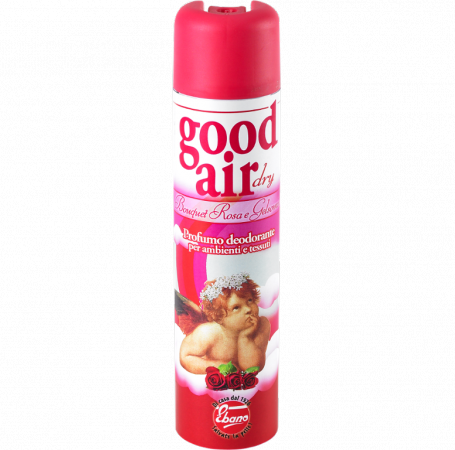 Good Air Dry Bouquet di Rosa e Gelsomino
