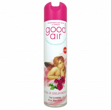 Good Air Dry al profumo di Bouquet di Rosa e Gelsomino