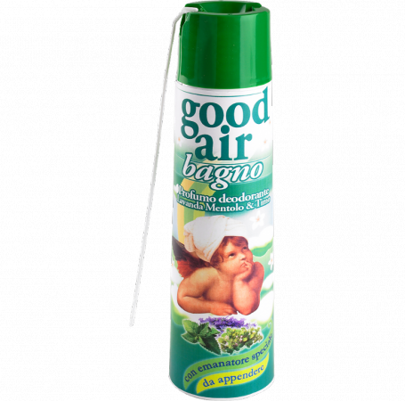 Good Air Dry Bathroom - Lavender, Menthol & Thyme