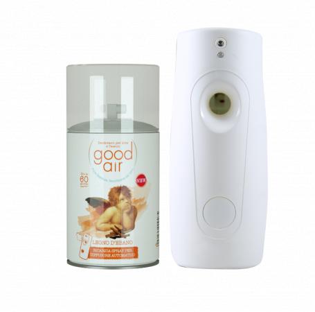 Good Air Dry per erogatore automatico al profumo di Legno d'Ebano