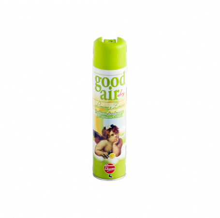 Good Air Dry Limone e Zenzero