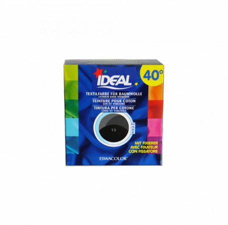 Ideal Colorante Liquido Maxi - Black