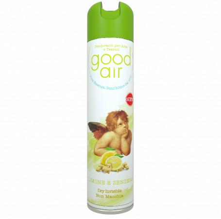 Good Air Dry al profumo di Limone e Zenzero