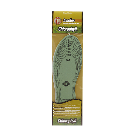Top insoles Chlorophyl