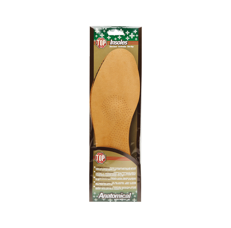 Top insoles anatomical men