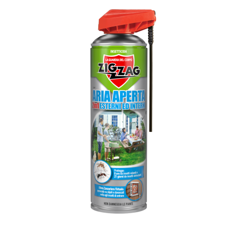 Zig Zag Insecticide Open Air 500 ml-D.65