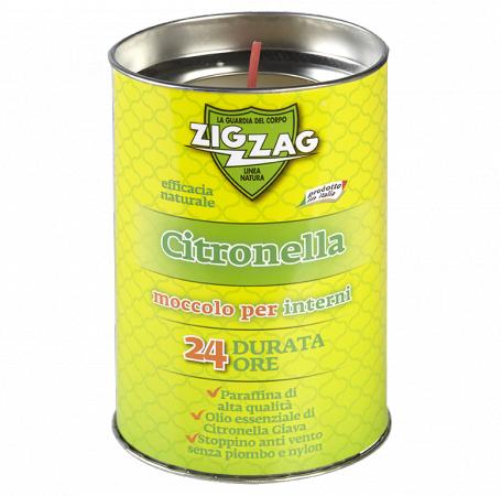 Zig Zag Citronella - Moccolo per interni