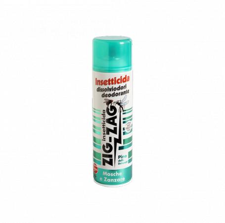 Zig Zag Odour-dissolver, Deodorant Insecticide with Pino delle Dolomiti d 65