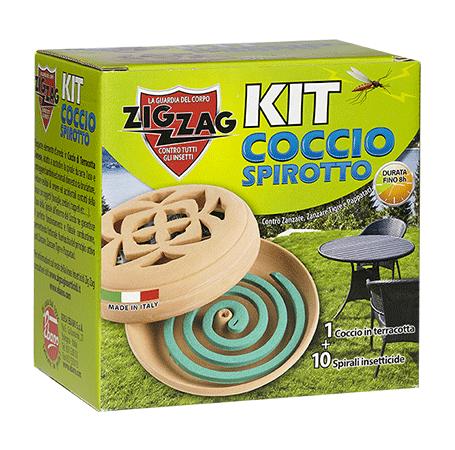Zig Zag Kit Coccio Spirotto