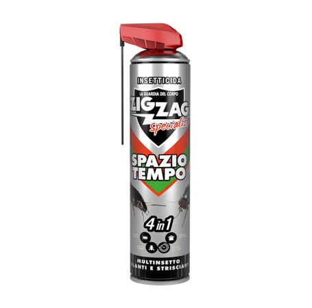 Specialist Insecticide Multi Insects Spazio Tempo 4 in 1