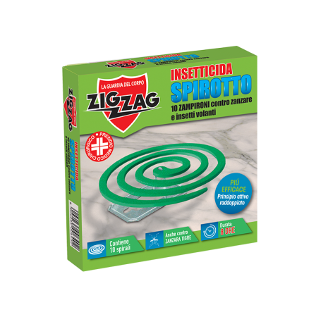 Zig Zag Insecticide Spirotto