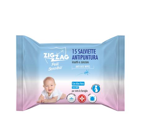 Zig Zag Wipes Anti puncture Sensitive Skin