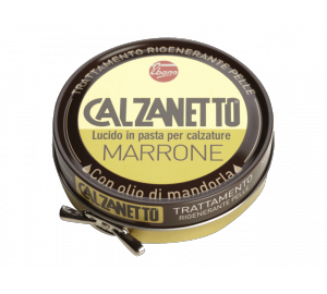 Calzanetto Scatoletta Marrone