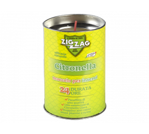 Zig Zag Citronella - Indoor candle