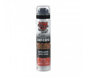 Zig Zag Insettivia! Body Spray against TIGER MOSQUITOES