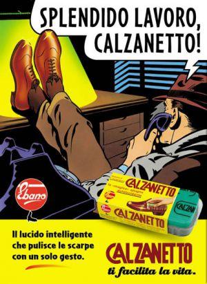 SPLENDIDO LAVORO CALZANETTO