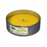 Zig Zag Candle Anti-mosquito for outdoors with essential oil of Java Citronella in a can.