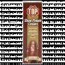 Top Shoe Polish Cream Brown